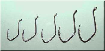 Elken Lures Sickle Dropshot Hooks